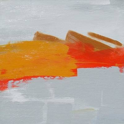 Tim Mcgraw Painting - Red Rag Top by Christine Brinson
