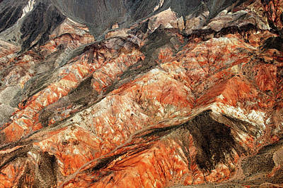 Photograph - Red Ridges by Debbie Oppermann