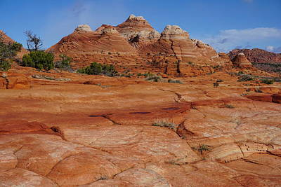 Photograph - Red Rock Buttes by Tranquil Light Photography