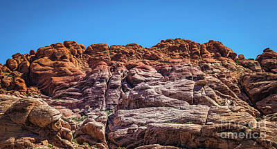 Photograph - Red Rock Canyon #22 by Blake Webster