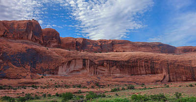 Photograph - Red Rock Canyon by Heidi Hermes