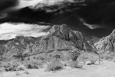 Photograph - Red Rock Canyon by Sagittarius Viking