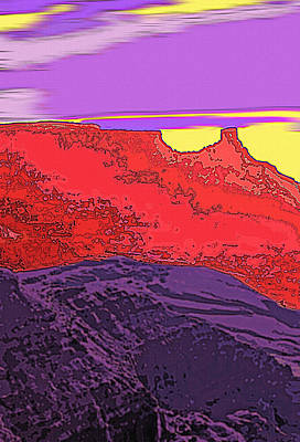 Red Rock Country - Southeastern Utah Print by Steve Ohlsen