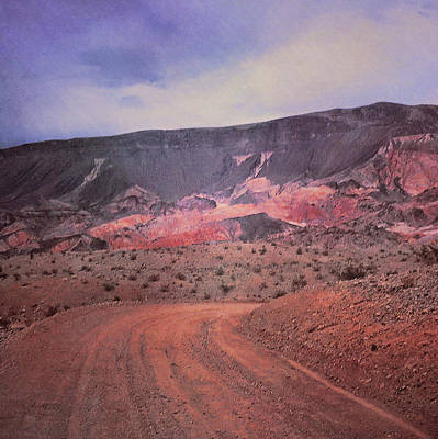Photograph - Red Rock Country Circa 1970 by JAMART Photography