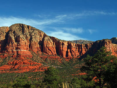 Photograph - Red Rock Country by James Peterson