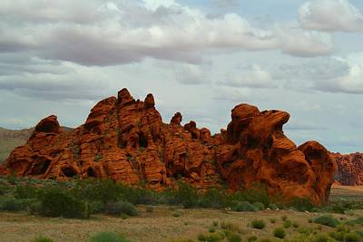 Photograph - Red Rock Country by Kathryn Meyer