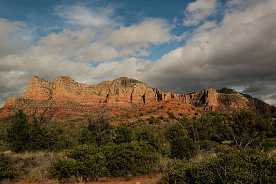 Photograph - Red Rock Country Sedona Arizona 3 by David Haskett