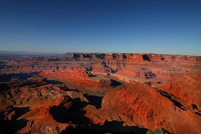 Photograph - Red Rock Dead Horse Point by Mark Smith