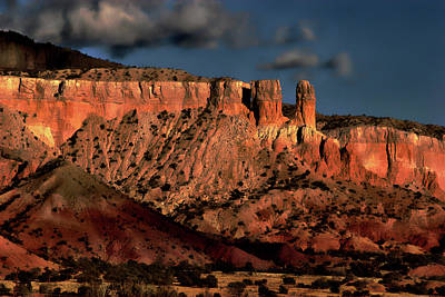 Photograph - Red Rock by Hugh Smith