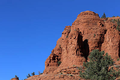 Photograph - Red Rock Loop Sedona 10 by Mary Bedy