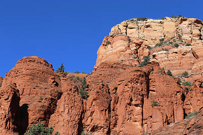 Photograph - Red Rock Loop Sedona 11 by Mary Bedy