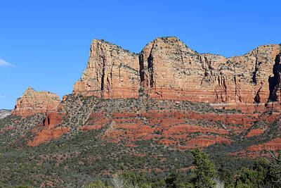 Photograph - Red Rock Loop Sedona 12 by Mary Bedy