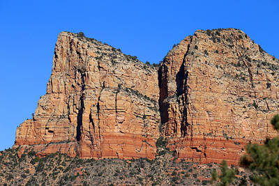 Photograph - Red Rock Loop Sedona 15 by Mary Bedy