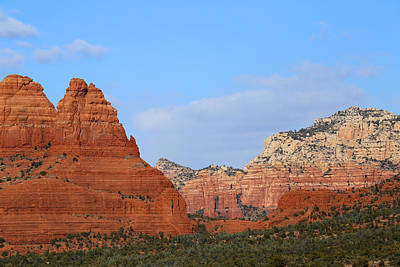 Photograph - Red Rock Loop Sedona 18 by Mary Bedy