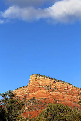 Photograph - Red Rock Loop Sedona 19 by Mary Bedy