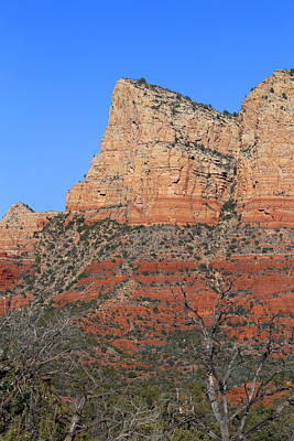 Photograph - Red Rock Loop Sedona 20 by Mary Bedy