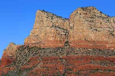 Photograph - Red Rock Loop Sedona 21 by Mary Bedy