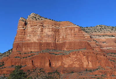 Photograph - Red Rock Loop Sedona 3 by Mary Bedy