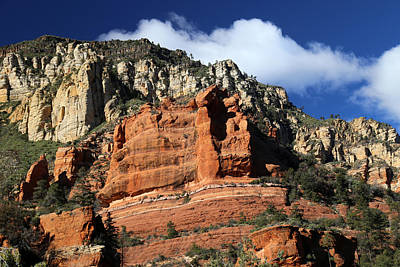 Photograph - Red Rock Loop Sedona 6 by Mary Bedy