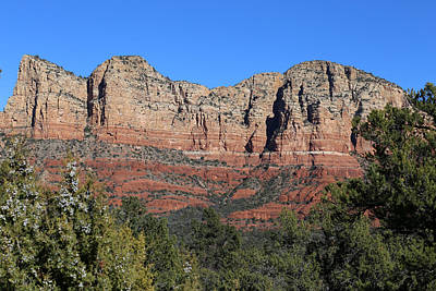 Photograph - Red Rock Loop Sedona 8 by Mary Bedy