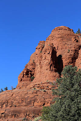 Photograph - Red Rock Loop Sedona 9 by Mary Bedy