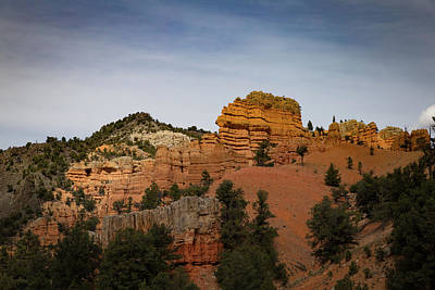 Photograph - Red Rock Of Utah Morning by Kathleen Scanlan