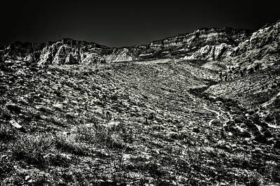 Photograph - Red Rock State Park Las Vegas by Roger Passman