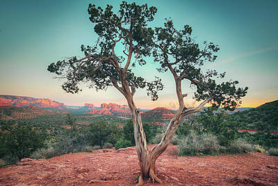 Photograph - Red Rock State Park by Ray Devlin
