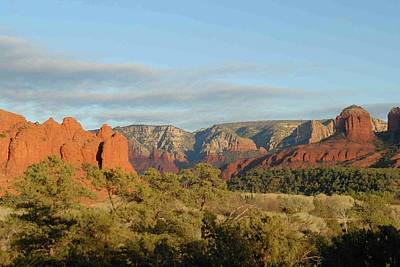 Arizona Photograph - Red Rock State Park-sedona by Michael Barry