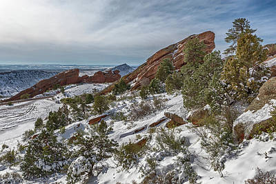 Photograph - Red Rocks Park  by Susan Rissi Tregoning