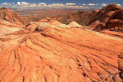 Photograph - Red Rocks Plateau by Adam Jewell