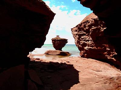 Photograph - Red Rocks by Stephanie Moore