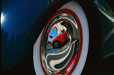 Photograph - Red Rod by Gary Brandes