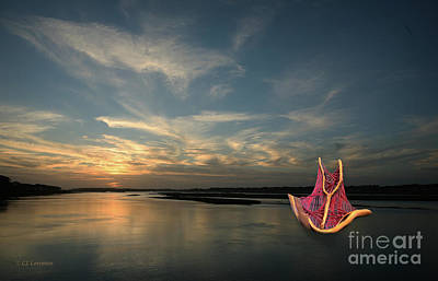 Photograph - Red Sails In The Sunset by Carol Lynn Coronios