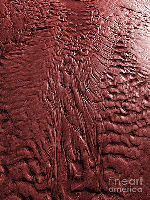 Photograph - Red Sands by Nicholas Burningham