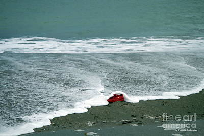Photograph - Red Shoe Surf by Tannis Baldwin