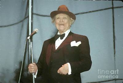 Photograph - Red Skelton Painting by Concert Photos