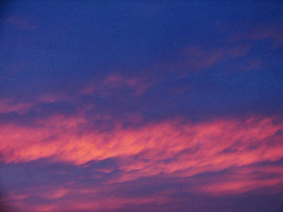 Photograph - Red Skies by Joseph Hawkins