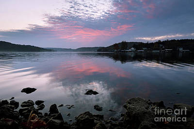 Photograph - Red Sky At Morning by Dennis Hedberg