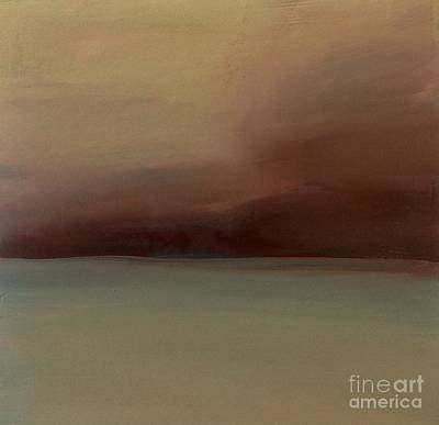 Painting - Red Sky by Michelle Abrams