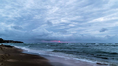 Photograph - Red Sky Morning by Jason Jacobs