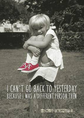 Red Sneakers Quote Art Print by JAMART Photography