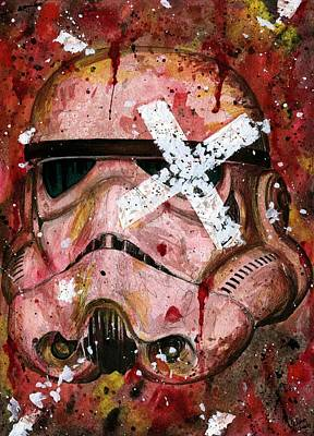 Red Stormtrooper Original