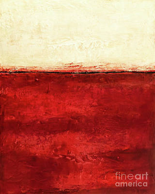 Painting - Red Tide by Susan Cole Kelly Impressions