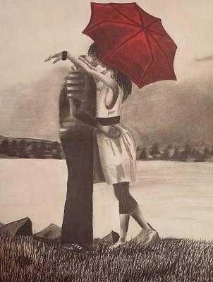 Red Umbrella Original