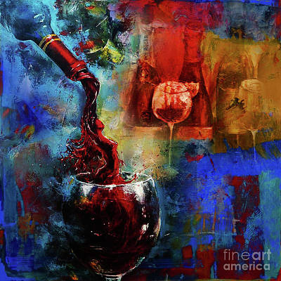 Red Wine Original by Gull G