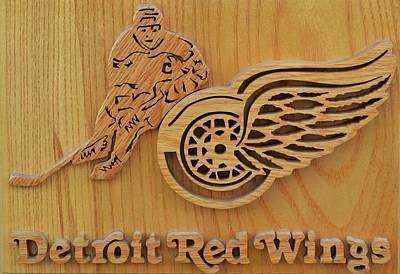 Red Wings Hockey Original