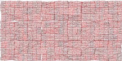 Stone Digital Art - Red.175 by Gareth Lewis
