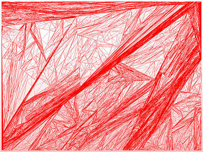 Shades Photograph - Red.284 by Gareth Lewis