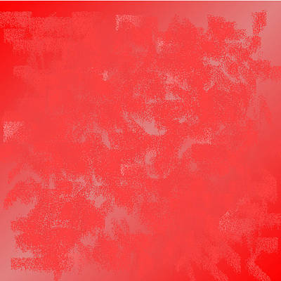 Rot Digital Art - Red.3 by Gareth Lewis